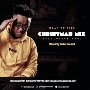 Gaba Cannal - Road To 2020 Christmas Mix